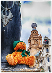 Green Ted and London Coliseum